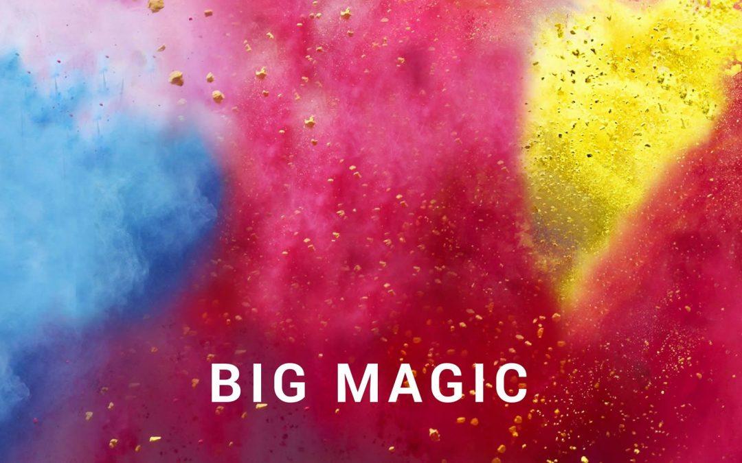 Big Magic – Elizabeth Gilbert